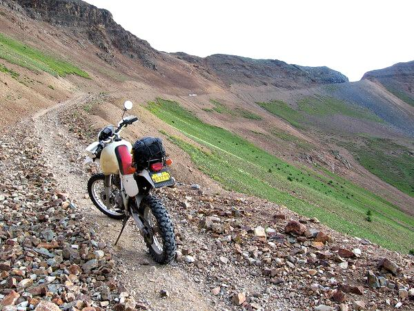Gun Sight Pass Colorado